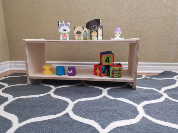 "Toy Shelf Single 30"" Wide"