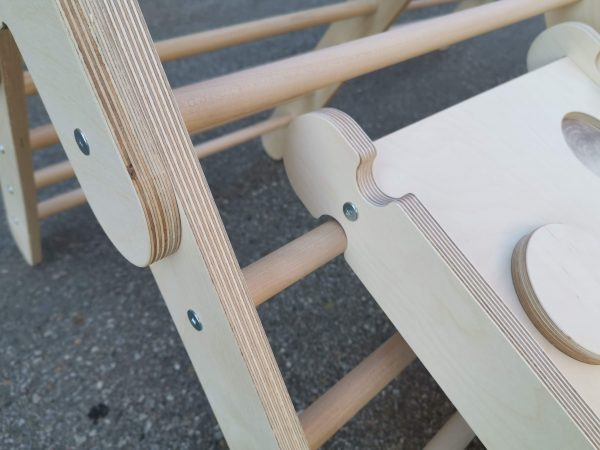 Ramp- Connection to Dowel