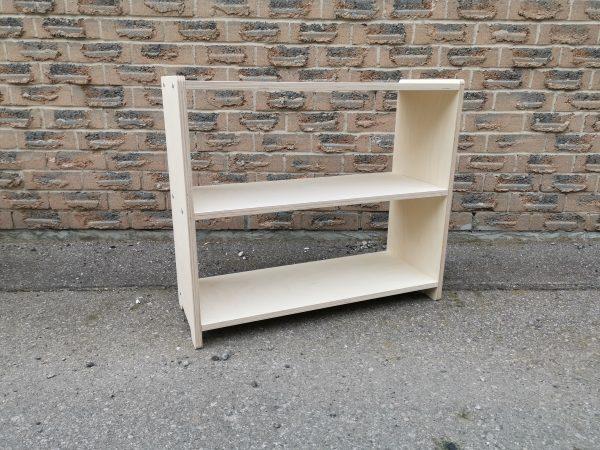 "Toy Shelf Double 30"" wide"