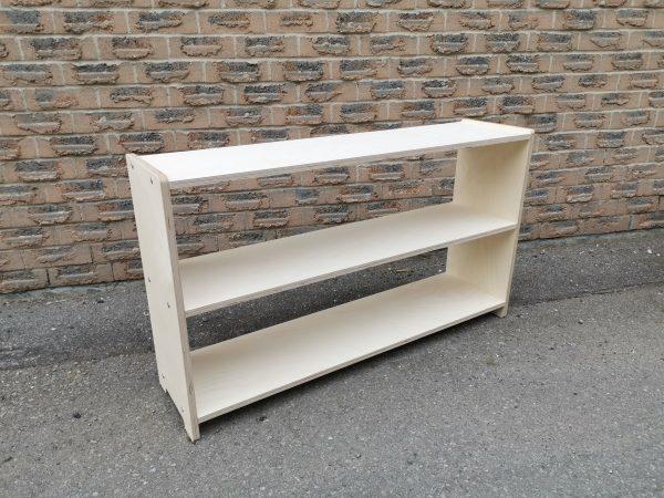 "Toy Shelf Double 45"" wide"