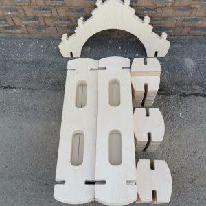 Builder Puzzle Panels
