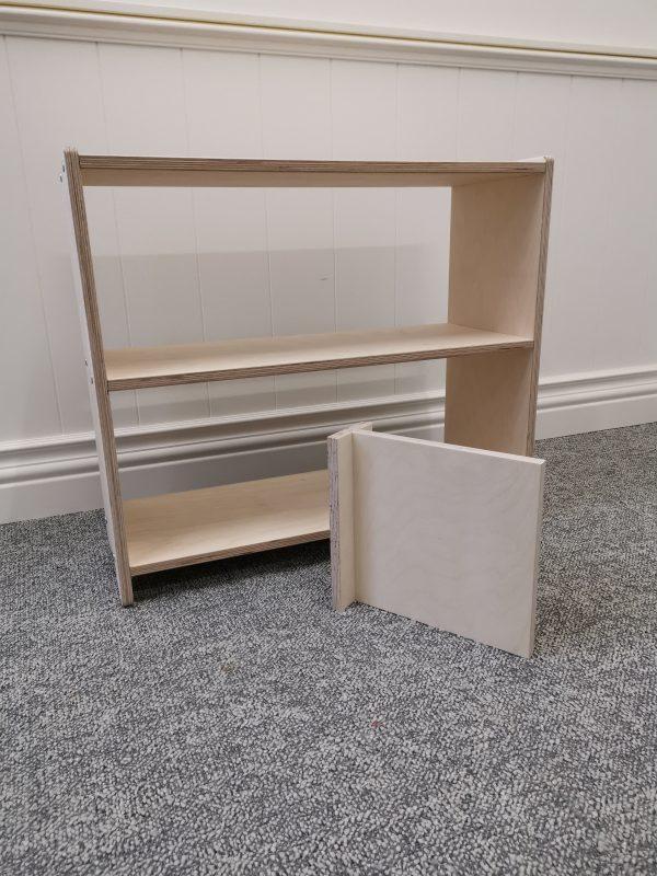 Double High Shelf Divider