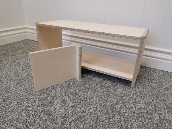 Single High Shelf Divider